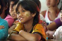 パラミ孤児院の子どもたち