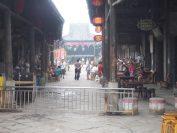 羅城古鎮はまだ普通の暮らしを見ることができます