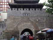 茂県の城門