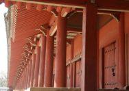 宗廟。この中に歴代の王の位牌が祀られている。
