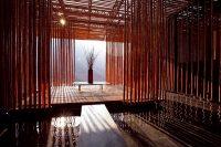 隈研吾氏設計「竹屋 Bamboo Wall」