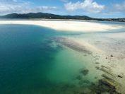 久米島の美しい海